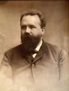Carl Behrens (Gründer)